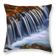 Little Fall Throw Pillow