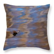 Little Navy - Santa Maria - Featured 2 Throw Pillow
