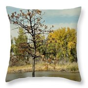 Little Oak Throw Pillow