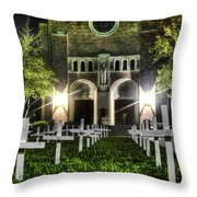 Little Ones Lost Throw Pillow