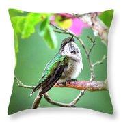 Little Ruby - 6763-001 Throw Pillow