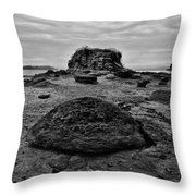 Little Stack Throw Pillow