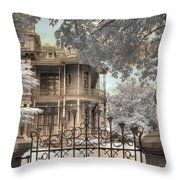 Littlefield Home Throw Pillow by Jane Linders