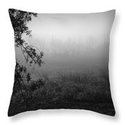 Live Oak Number 2 Throw Pillow