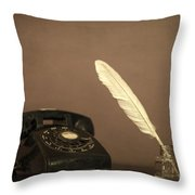Lived To Tell Throw Pillow