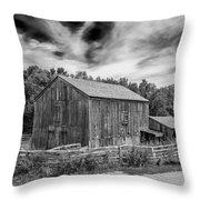 Livery Barn 17834 Throw Pillow