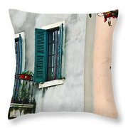 Living Italian Throw Pillow