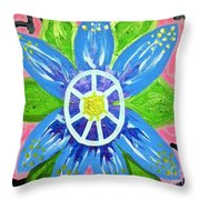 Living Light Throw Pillow