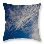 Living Sky 1 Throw Pillow
