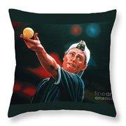 Lleyton Hewitt 2  Throw Pillow