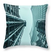 Lloyds Reflected Throw Pillow