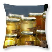 French Honey  Throw Pillow by France  Art