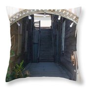 Locke Chinatown Series - Star Theatre - 2 Throw Pillow