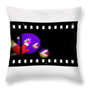 Loco Throw Pillow