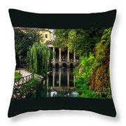 Loggia Valmarana On The Seriola Throw Pillow