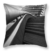 London City Hall. Throw Pillow