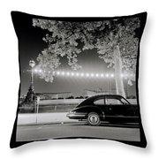 Classic London Throw Pillow