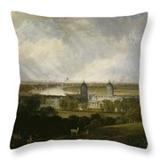 London From Greenwich Park Throw Pillow