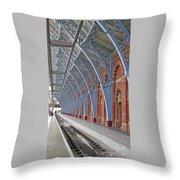 London St Pancras Throw Pillow