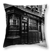 London: Tavern Throw Pillow