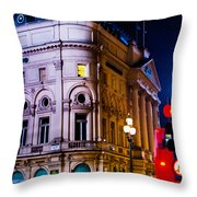 London Trocadero Throw Pillow