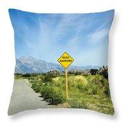 Lone Pine Throw Pillow