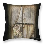 Lonely Me  Throw Pillow