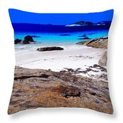 Lonesome Cove Throw Pillow