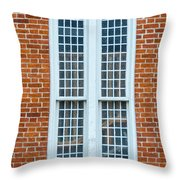 Long And Tall    Throw Pillow