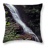 Long Time Down Throw Pillow