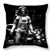 Long Time Gone Throw Pillow