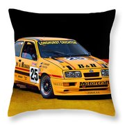 Longhurst/crichton Sierra Throw Pillow