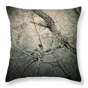 Lontano Throw Pillow