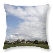 Look At Arnhem  Throw Pillow