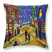 Lookin For Some Fun By Prankearts Throw Pillow