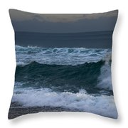 Looking At Infinity Throw Pillow