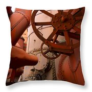Looking For A Way Out   #1642 Throw Pillow