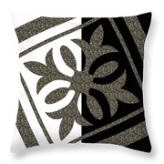 Looking For Balance Throw Pillow by Georgeta Blanaru