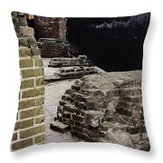 Looking For Ghosts Throw Pillow