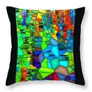Looking Glass 1 Throw Pillow