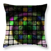 Looking Past The Stars Throw Pillow