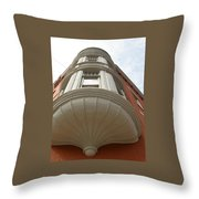 Looking Up Throw Pillow by Caryl J Bohn
