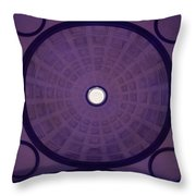 Looking Up Florence Throw Pillow