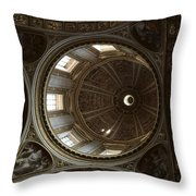 Looking Up Rome Throw Pillow