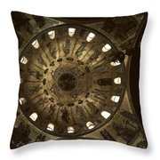 Looking Up St Mark's 2 Throw Pillow