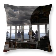 Lookout Lookout Throw Pillow