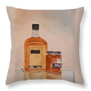 Looks Can Be Deceiving Throw Pillow