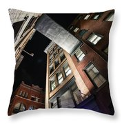Looks Throw Pillow
