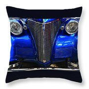 1930's Chevy Custom Throw Pillow