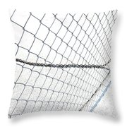 Loosed Throw Pillow